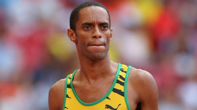 Kemoy Campbell, atleta jamaicano.