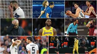 Imágenes de los mayores fracasos de la temporada