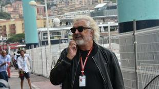 Briatore, en el GP de Mónaco 2018 / RV RACINGPRESS