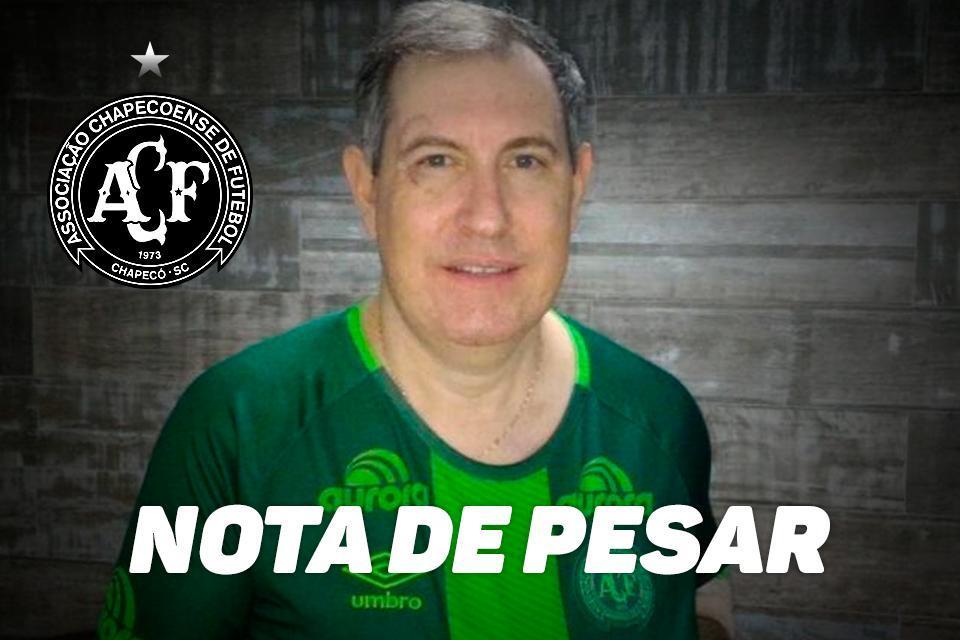 Falleció en Brasil periodista que sobrevivió a tragedia del Chapecoense