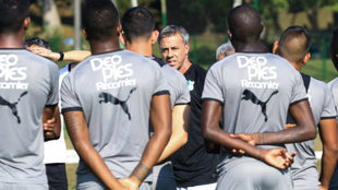 El equipo de Lucas Pusineri debuta en la Sudamericana frente al cuadro...