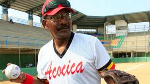 Leal fue un reconocido beisbolista bolivarense / Twitter