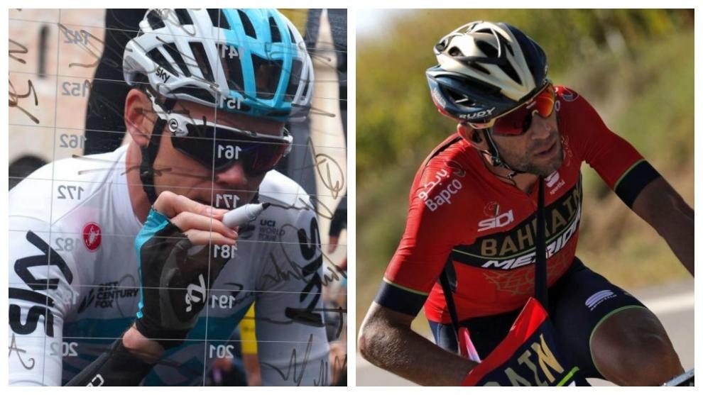 Froome y Nibali dos de los favoritos al título de la ronda ítalo-austriaca