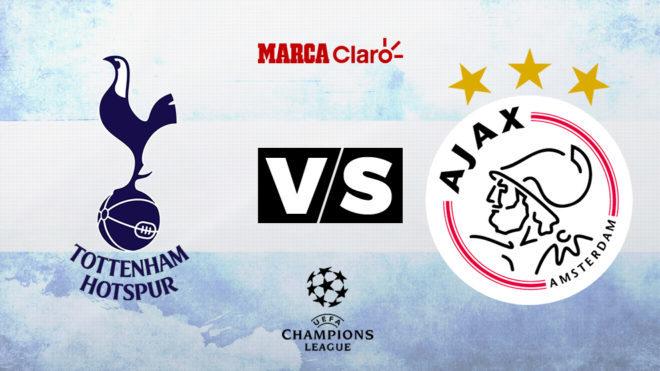 Tottenham vs ajax en vivo