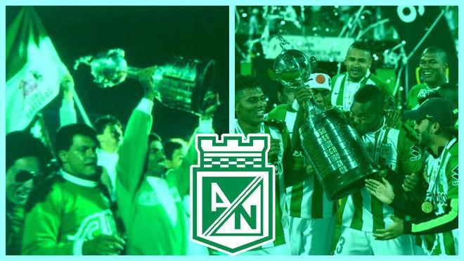 Atletico Nacional Diez Momentos De Atletico Nacional En Sus 72 Anos De Historia Marca Claro Colombia