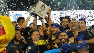 Boca Juniors, campeón de la Supercopa Argentina