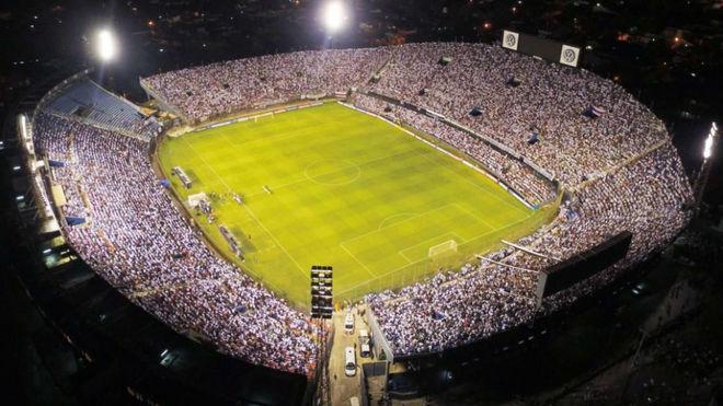 El estadio Defensores del Chaco será la nueva sede de la final.