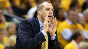 Vogel en su etapa en los Pacers / AFP