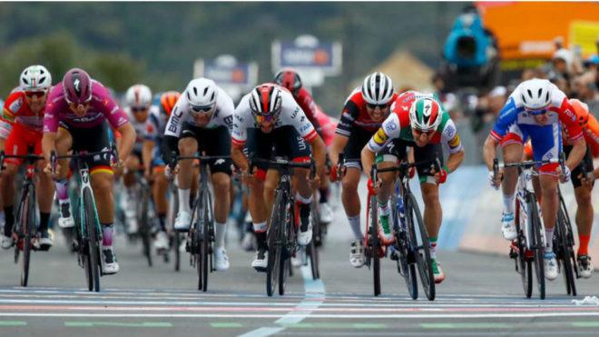 No hubo sabor a victoria este lunes para Gaviria en el podio de la...