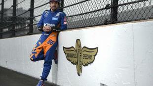 Alonso, en Indianápolis.