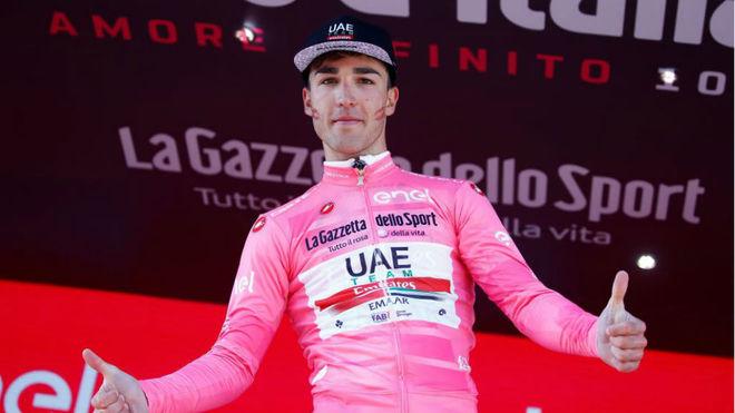 Masnada se lleva la sexta etapa del Giro de Italia