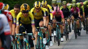 La 8ª etapa del Giro de Italia, minuto a minuto