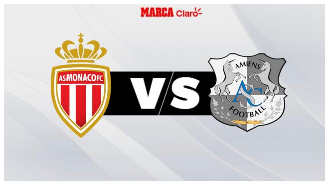 Mónaco vs Amiens, en vivo el minuto a minuto.