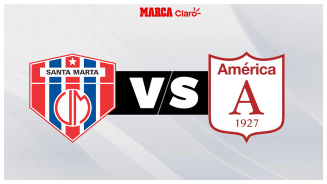 Unión Magdalena vs América, en vivo el minuto a minuto.