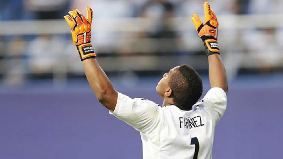 Faríñez disputará con la selección venezolana en la Copa América