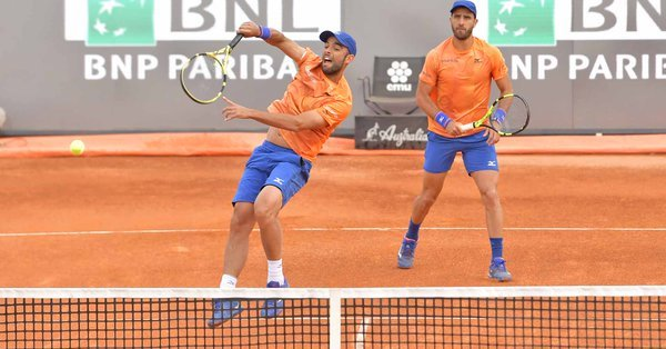 Cabal y Farah son los campeones de dobles en Roma