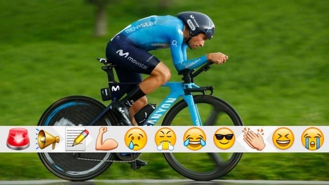 Mal día para López en el Giro; Roglic, inmenso