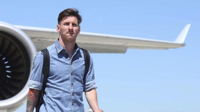Messi crea una marca de ropa que gestionará su hermana