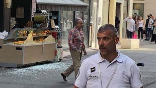 Imágenes de la explosión en Lyon que ha dejado al menos ocho...