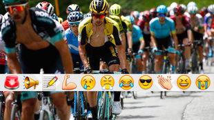 Roglic, el mayor favorito a ganar el Giro de Italia 2019