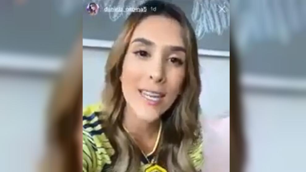 Hermana de James confesó todo lo que piensa de Daniela Ospina
