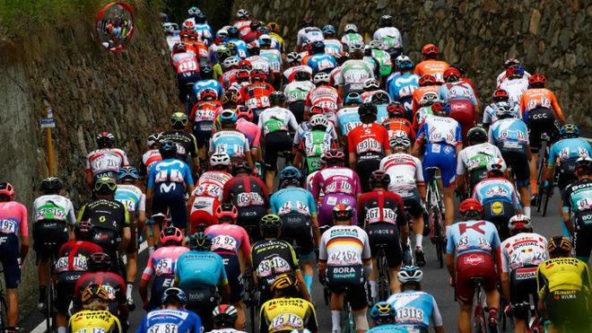 La 16ª etapa del Giro de Italia, minuto a minuto