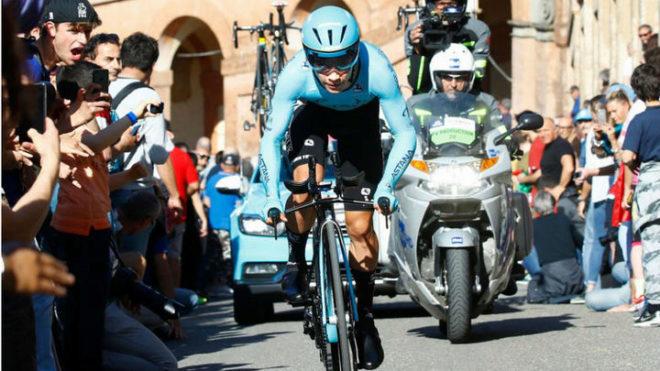 La 21ª etapa del Giro de Italia, minuto a minuto