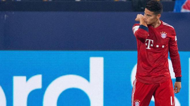 Fichajes Real Madrid: El Bayern decide no comprar a James Rodríguez