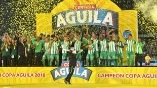 Atlético Nacional es el vigente campeón del certamen.