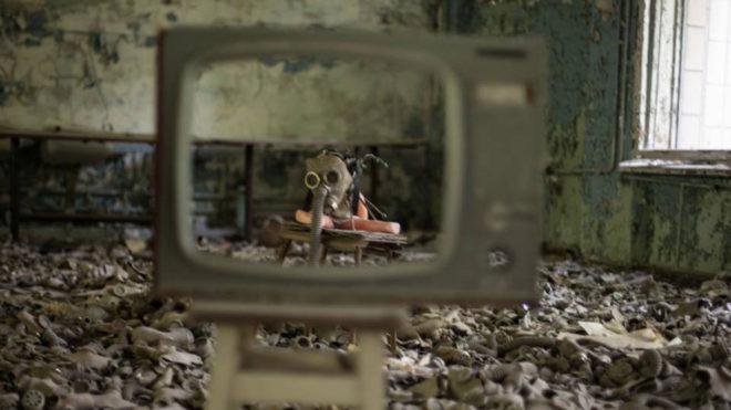 Las polémicas fotos de turistas e influencers en Chernobyl