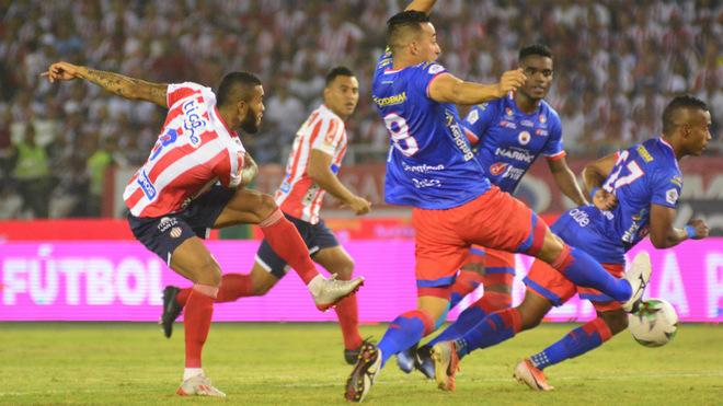 a9169b4c Final Liga Águila 2019: Pasto vs Junior, en vivo minuto a minuto el ...