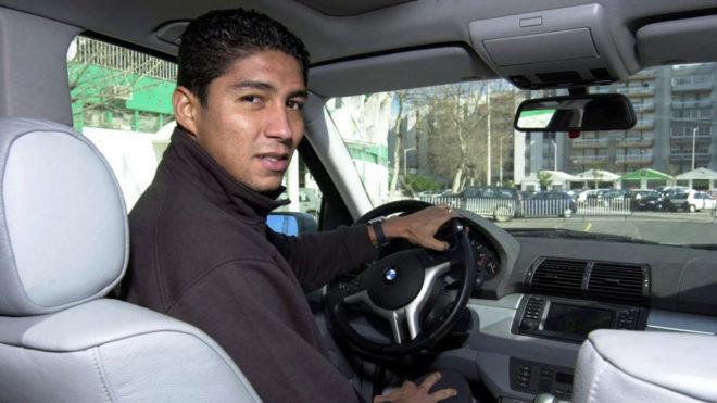 Mario Jardel, ex jugador brasileño de fútbol