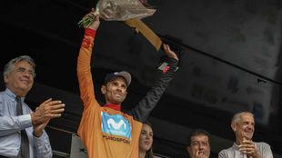 Valverde y un nuevo podio en Francia