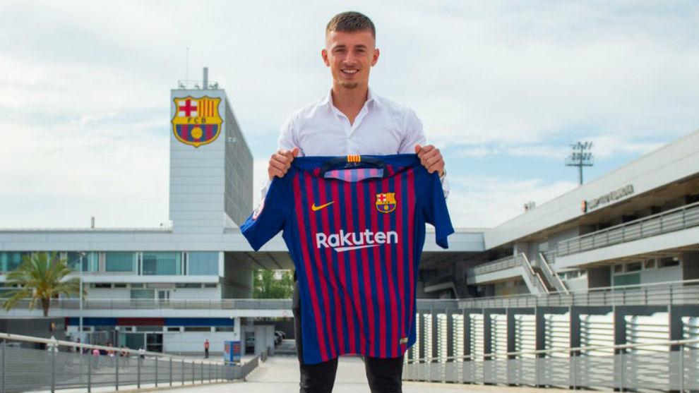 ¡El FC Barcelona ficha al hijo del agente de Frenkie de Jong!
