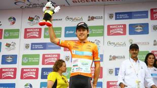 José Tito Hernández en el podio de los mejores como nuevo líder de...