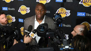 La leyenda de Magic Johnson