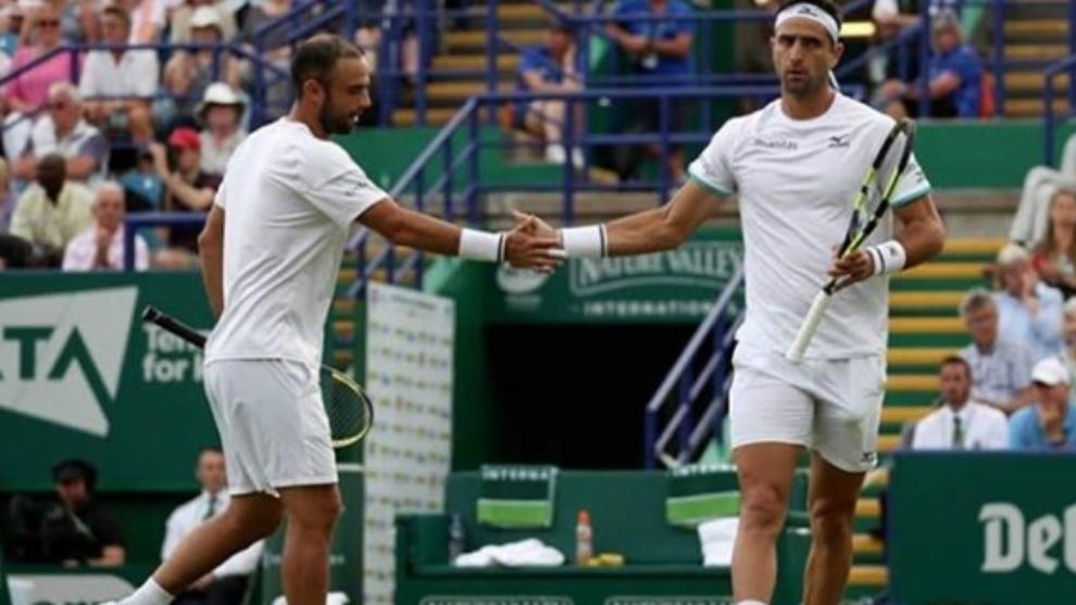 Cabal y Farah avanzaron a la final del Torneo de Eastbourne