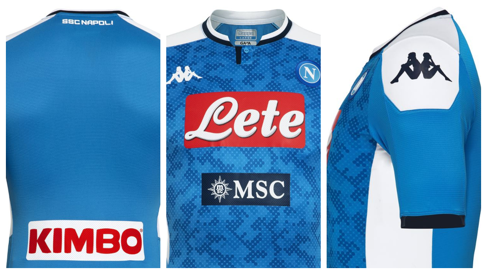 Calendario Ssc Napoli 2020.Esta Sera La Nueva Camiseta De James Si Llega Al Napoles
