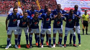Millonarios vence en partido amistoso 1-3 al Alajuelense de Costa Rica