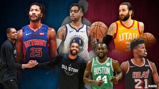 Se empieza a mover el mercado de fichajes de la NBA
