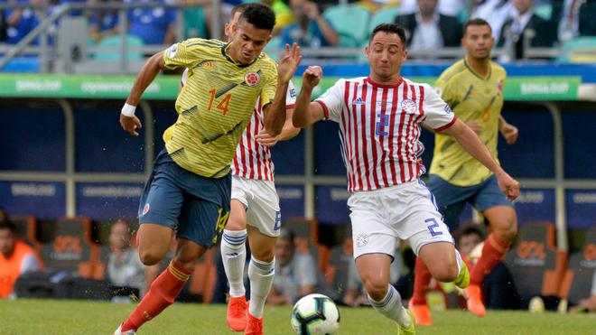Falcao y James aconsejan a Luis Díaz para que vaya al Porto