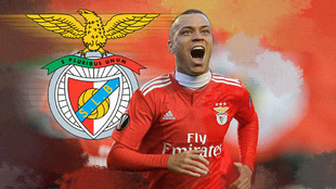 Raúl de Tomás nuevo jugador del SL Benfica procedente del Real...