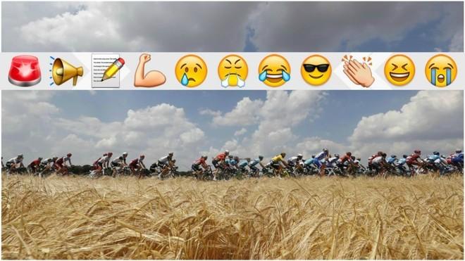 Francés Alaphilippe recupera la cima del Tour de Francia