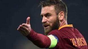 Daniele De Rossi está cerca de convertirse en nuevo jugador de Boca...