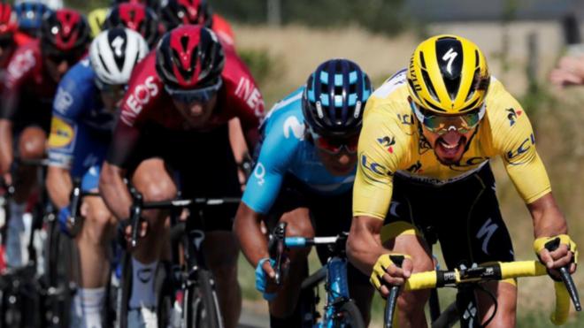 La 12ª etapa del Tour de Francia, minuto a minuto