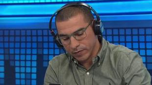 Víctor Aristizábal, panelista de Fox Sports.