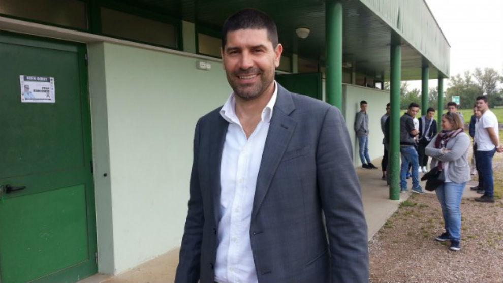 El argentino ayudo a que el Nápoles volviera a la primera división.