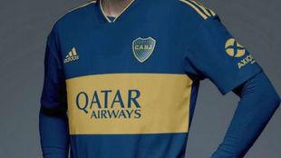 Adidas será el sponsor técnico de Boca.