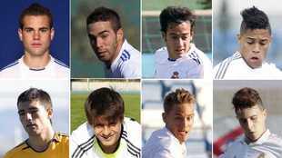 El Real Madrid tiene los mismos canteranos en su plantilla que en la...