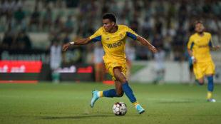 Luis Díaz disputó 34 minutos en el compromiso entre el Oporto y el...